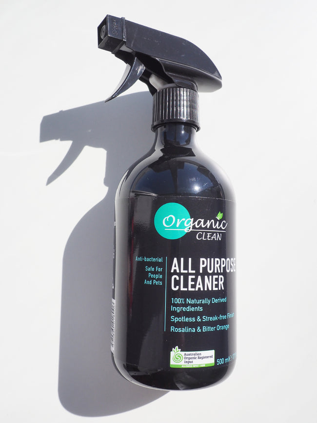 ORGANIC ALL PURPOSE CLEANER