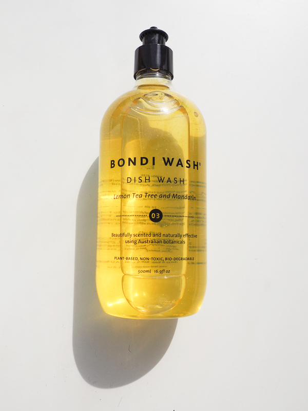 LEMON TEA TREE & MANDARIN DISH WASH