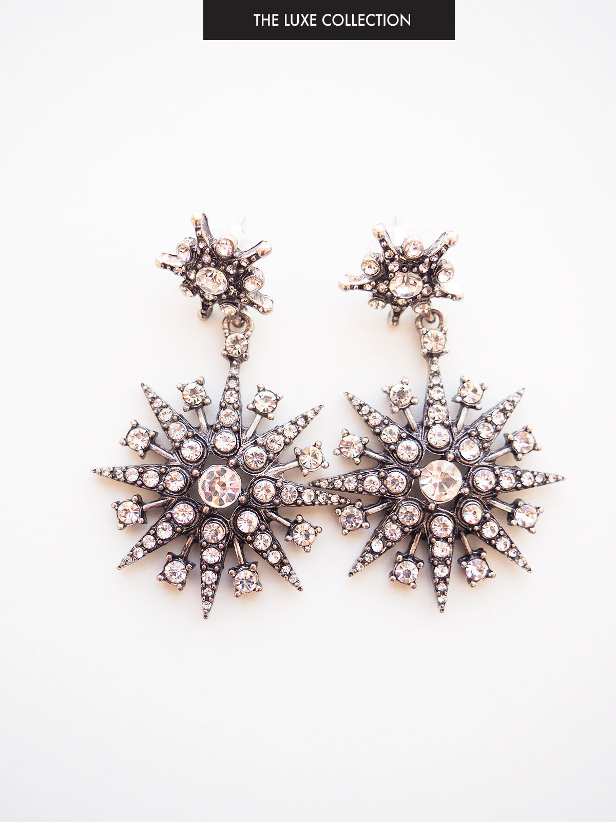 THE ENCHANTED LUXE EARRING