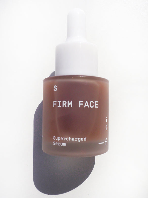 FIRM FACE SUPERCHARGED SERUM