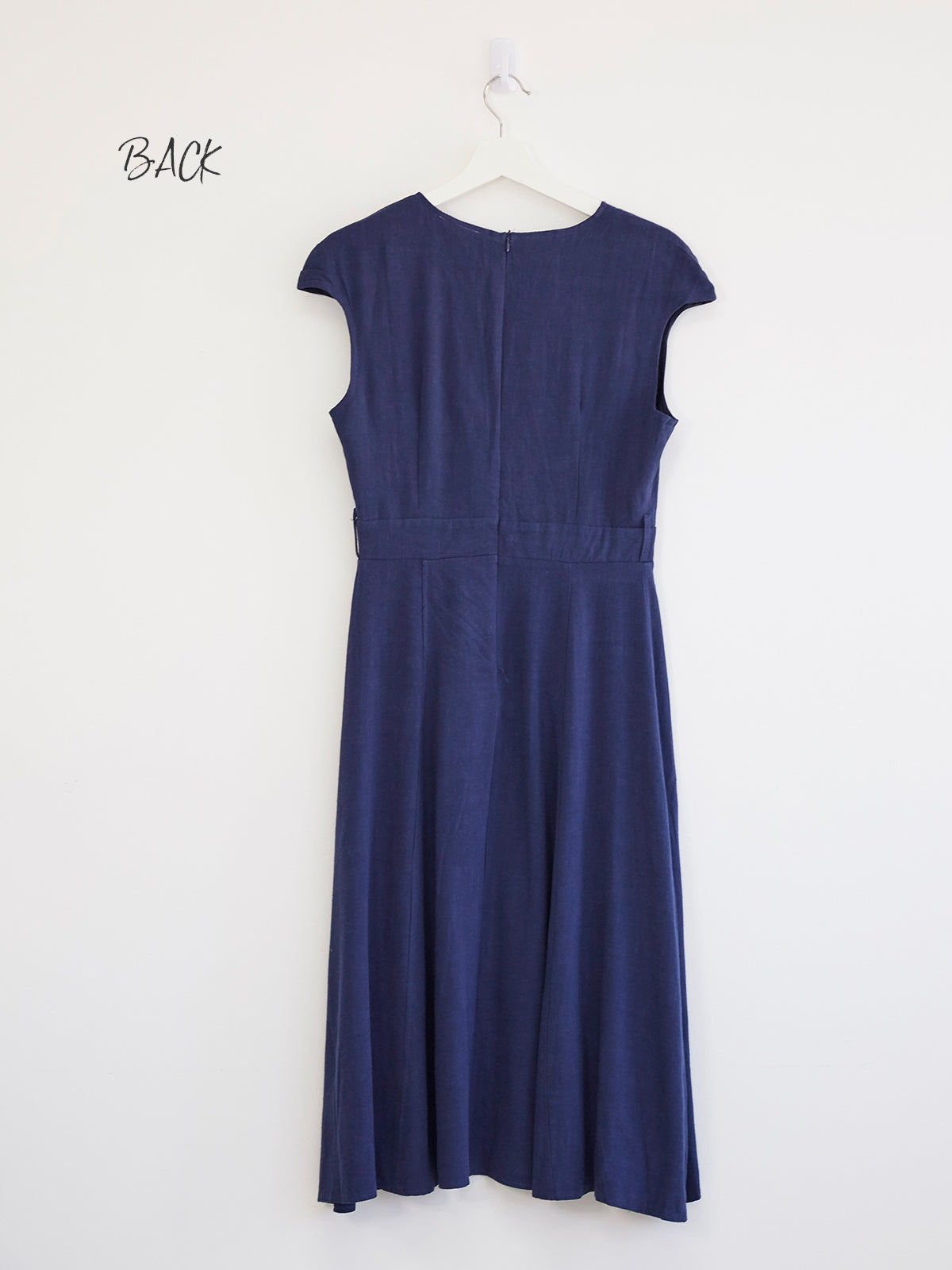 YOUR PERFECT DAY NAVY DRESS