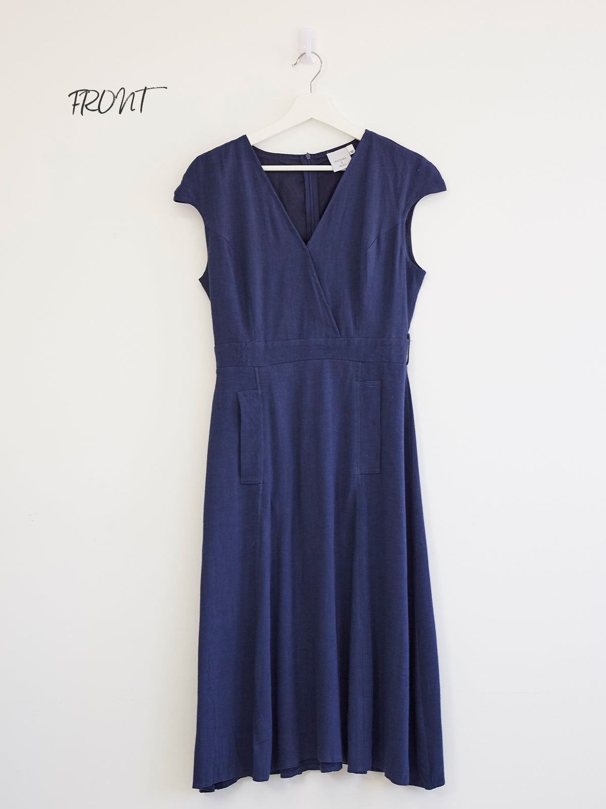 FROM MILAN WITH LOVE - NAVY