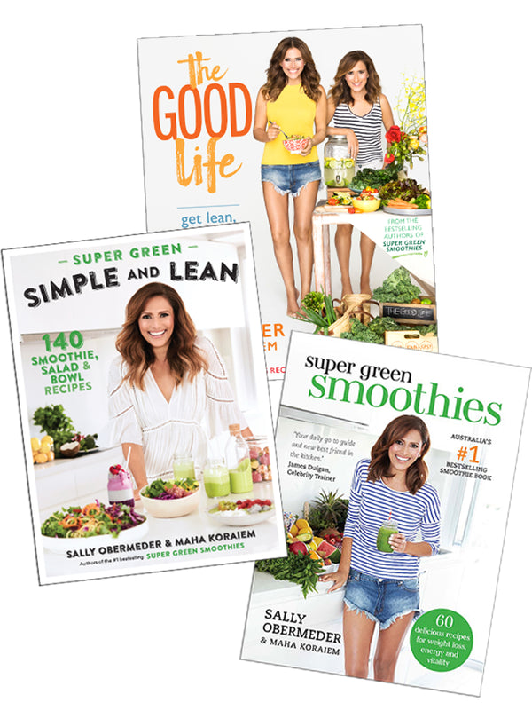 GOURMET GODDESS BOOK PACK