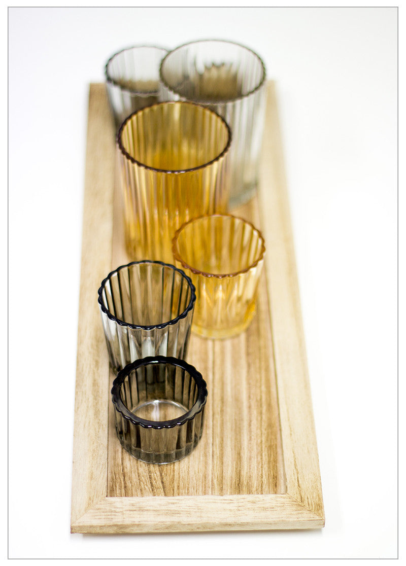 LEXIE SET OF 7 CANDLE HOLDERS