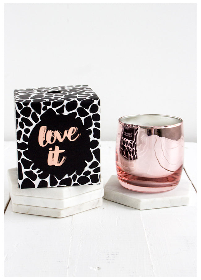 LOVE IT SCENTED CANDLE
