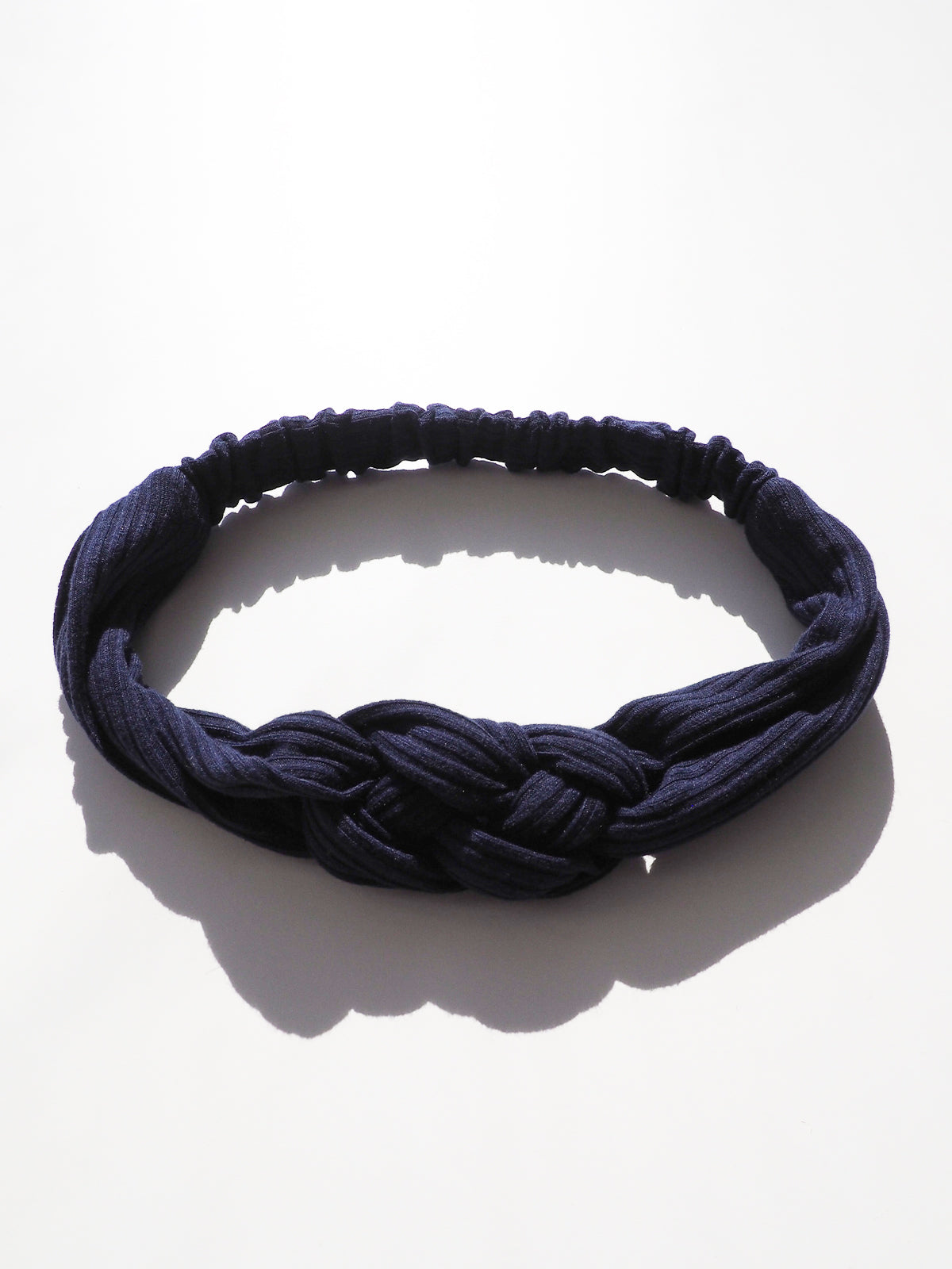EVERYDAY GLAMOUR HEADBAND - NAVY