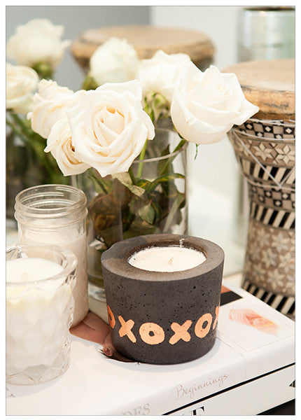 PEACE OF ME CANDLE POT