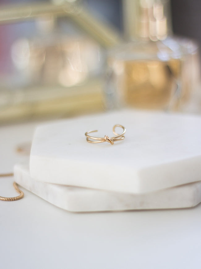 PORTOBELLO ROAD GOLD RING