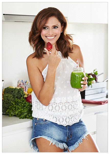 SUPER GREEN SMOOTHIES 30-DAY CHALLENGE