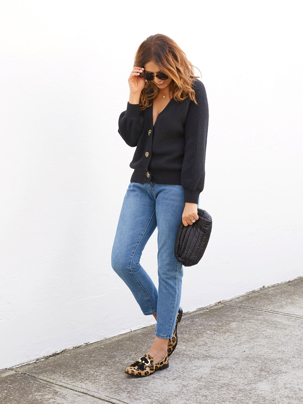 COSY UP CARDI