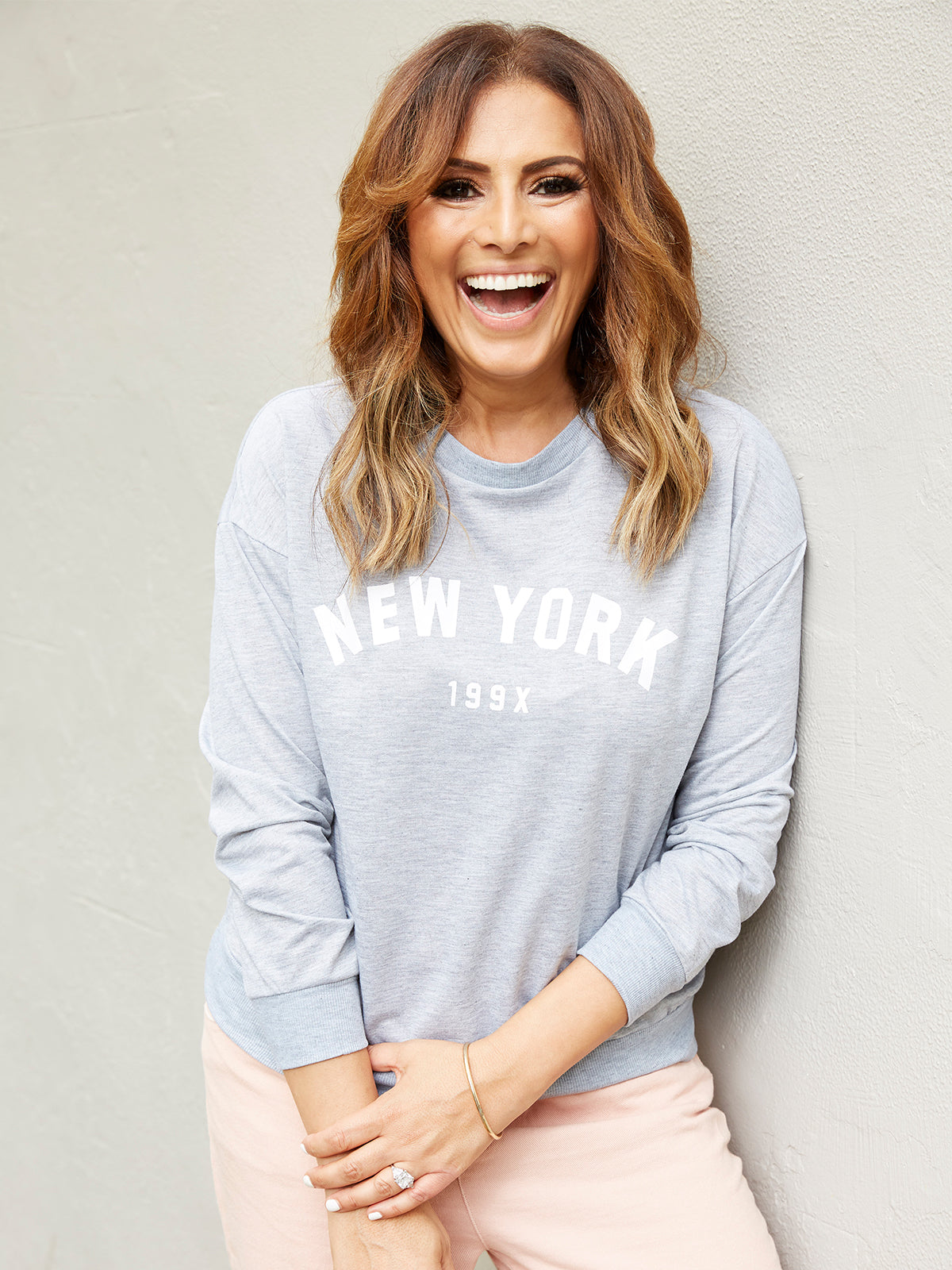 THE GREY NEW YORK SWEAT