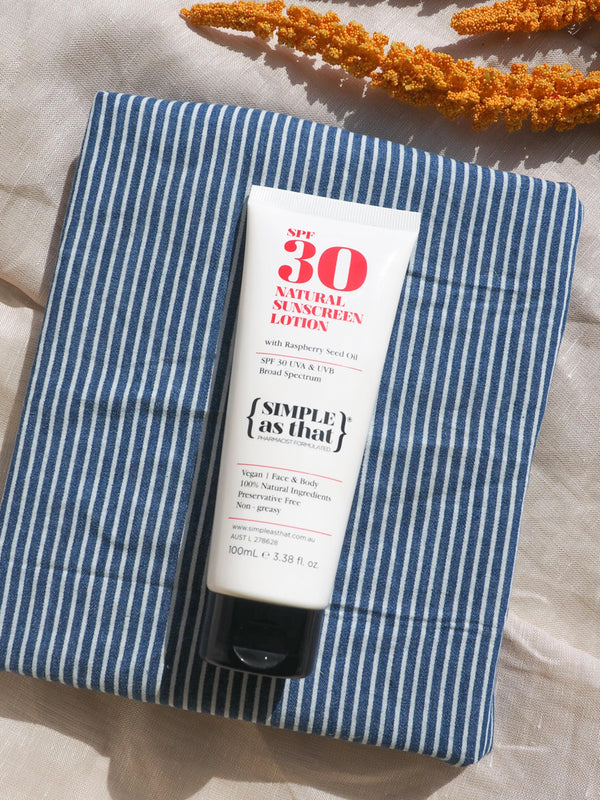 ADULT NATURAL SUNSCREEN LOTION
