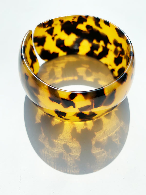 SUNSETS OVER MANHATTAN RESIN CUFF