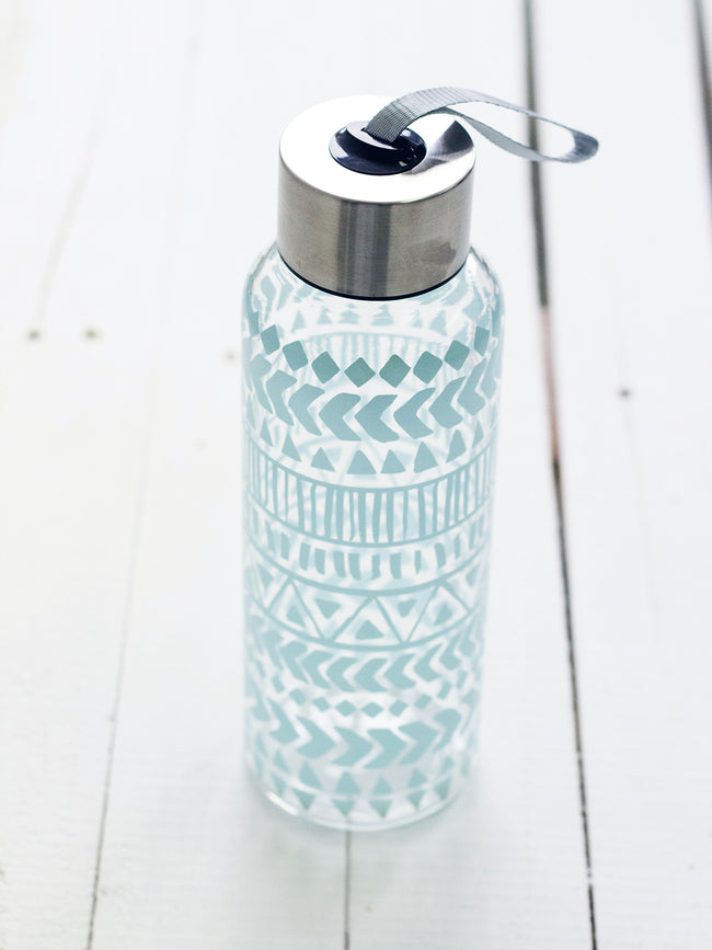 NEW BEGINNINGS TRAVEL TUMBLER - BLUE