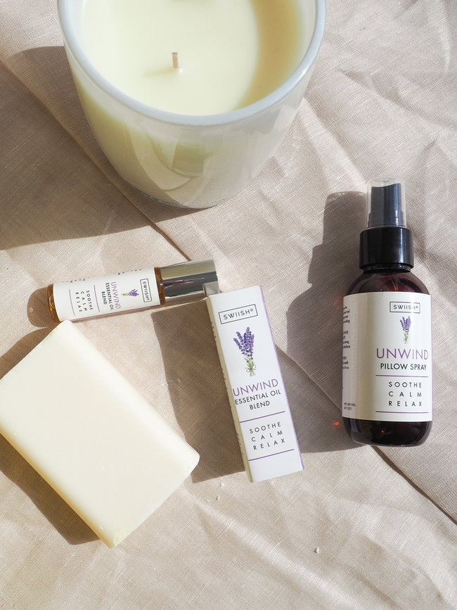 UNWIND LAVENDER SLEEP & PILLOW SPRAY
