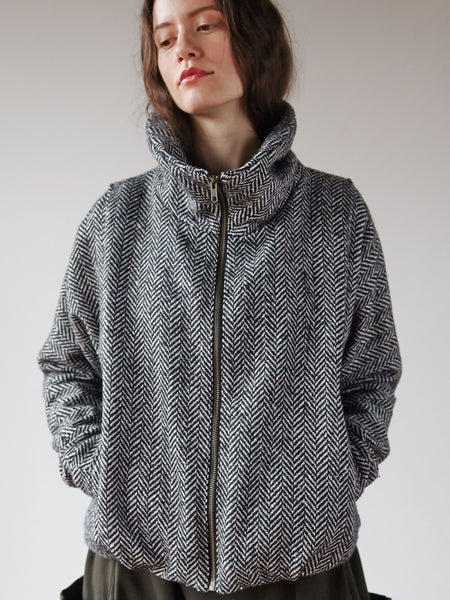 Understory Coat No.1 - Basalt