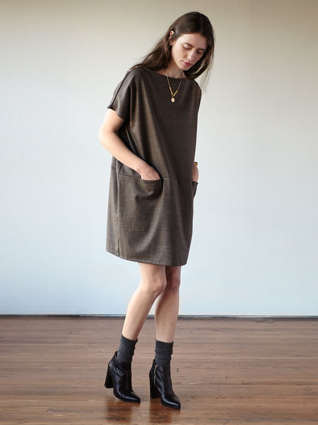 Origin Dress No.2 - Cinnamon Toast