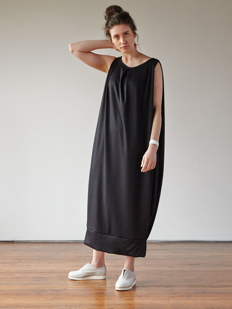 Origin Dress No.6 - Double Black