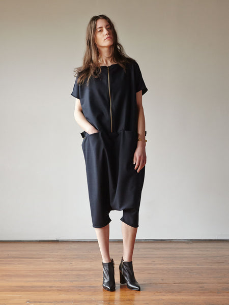 Origin Jumpsuit No.1 - Black Sheep