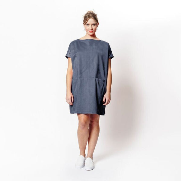 Frolic Dress No.1 - Chambray Union