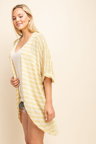 Warm Rays Cocoon Wrap Cardigan