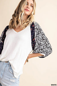 The Sonora Blouse