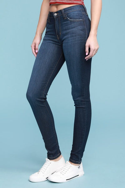 The Marilyn High Rise Stretch Skinny Jean