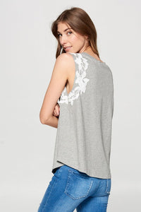 Victoria Sleeveless Knit Top
