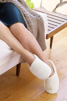 Essential Babe Luxe Chenille Slipper-2 Colors!