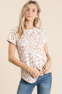 PRE-ORDER ITEM!! Simply Fierce Animal Print Top