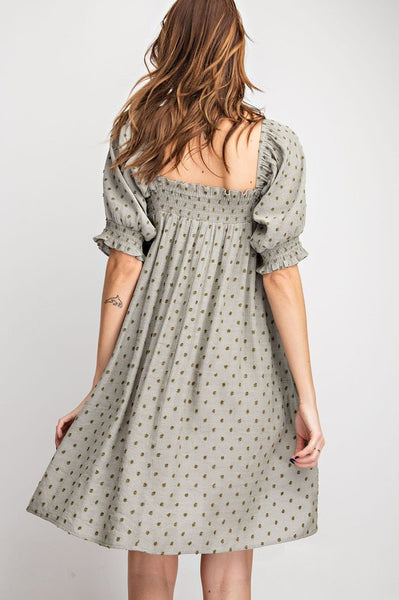 The Mabel Baby Doll Tunic Dress