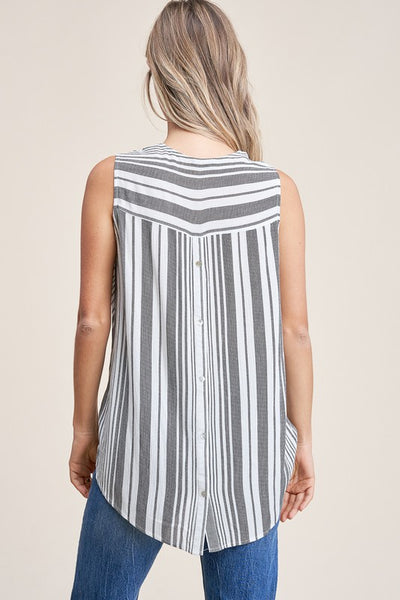 The Perfect Pair Stripe Top