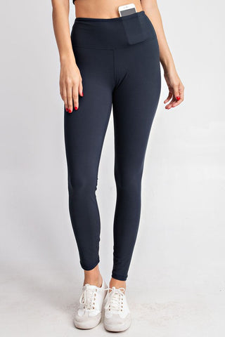 Buttery Soft Full Length Leggings-4 Colors!