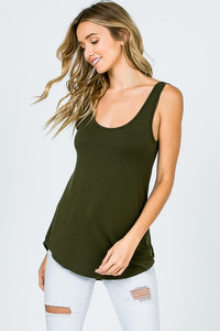 The Essential Babe Tank- 6 Colors