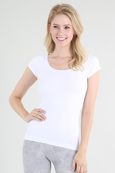 Essential Babe Basic Layering Tee