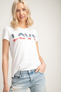 Love 4th of July Top