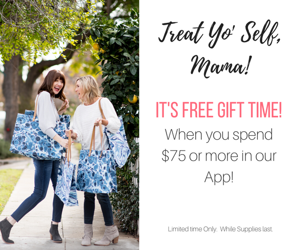Mom's Day FREE Bag!