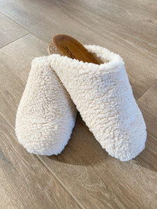 The Shannon Shearling Clog
