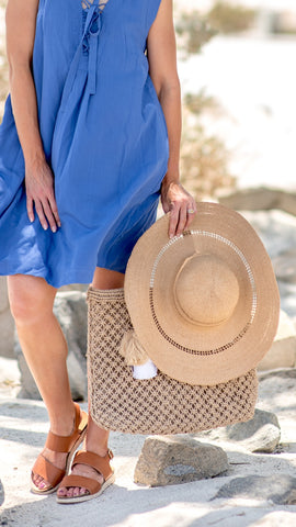 Perfect Day Floppy Sun Hat