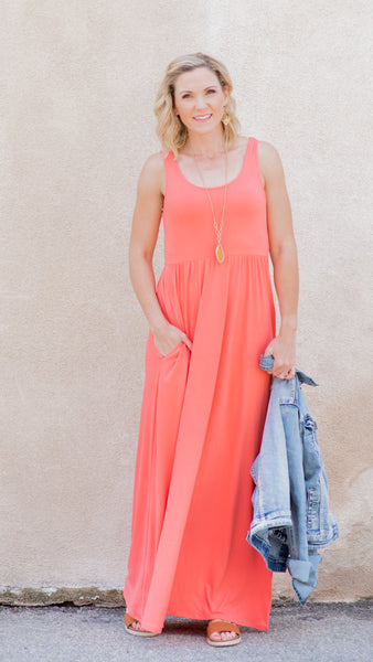 June Lush Summer Knit Maxi Bundle- 2 Colors!!