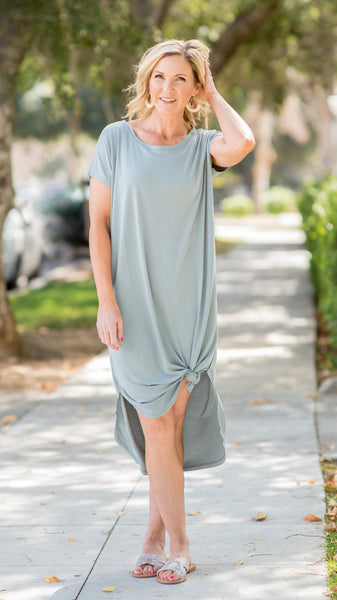 The Essential Babe Loose Fit t-Shirt Dress