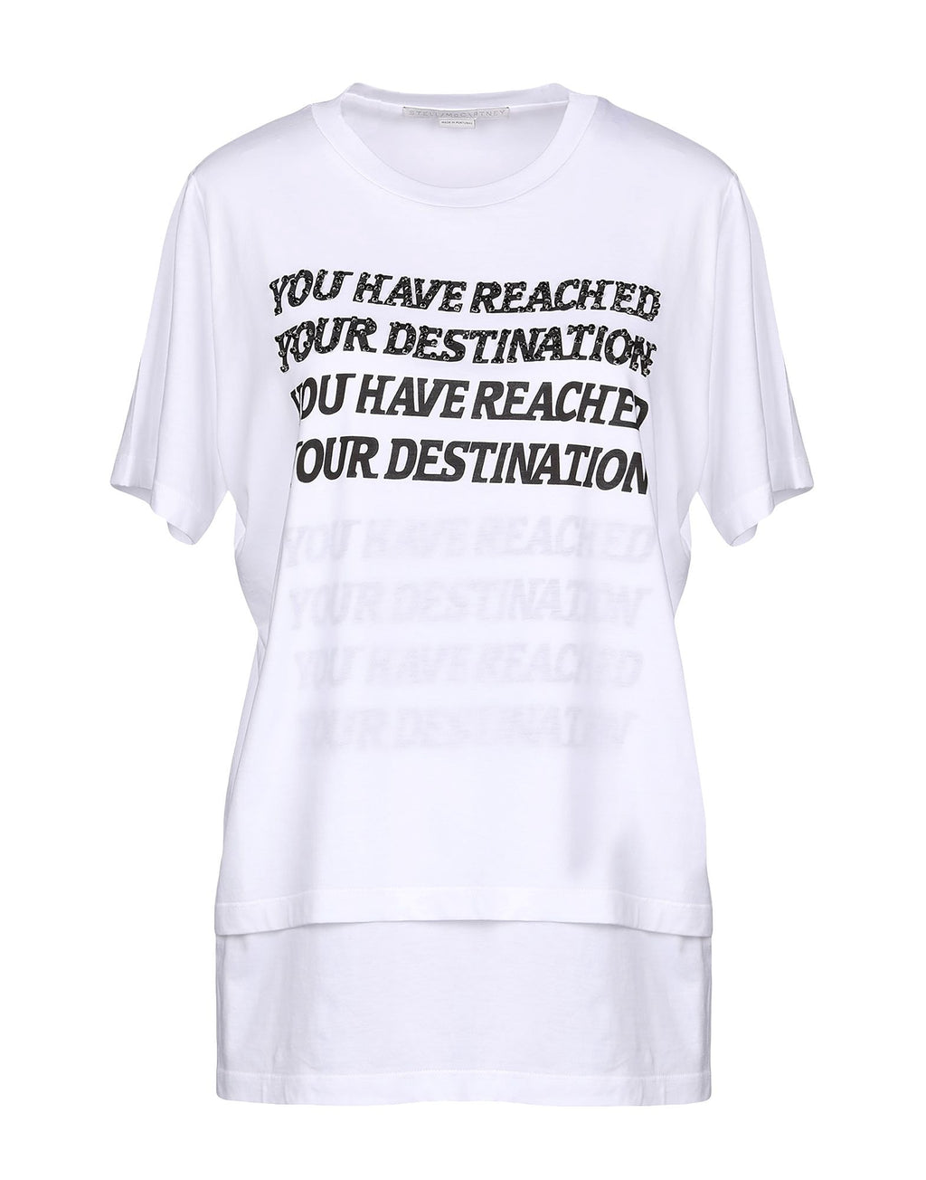 STELLA MCCARTNEY T-shirt  WHITE