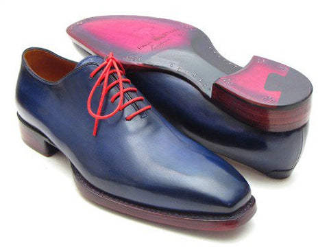 Goodyear Welted Wholecut Oxfords