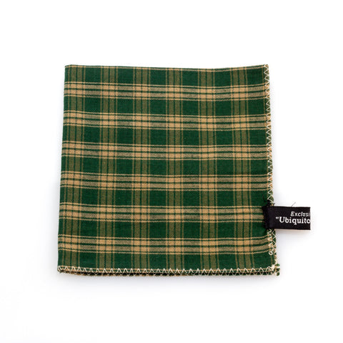 The St. Patrick Pocket Square
