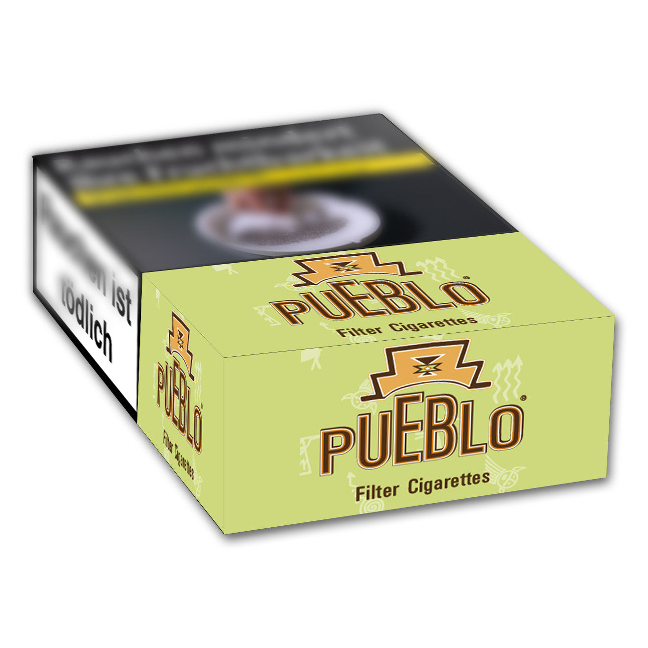 Pueblo Green Filter 5,60 Euro (10x20)