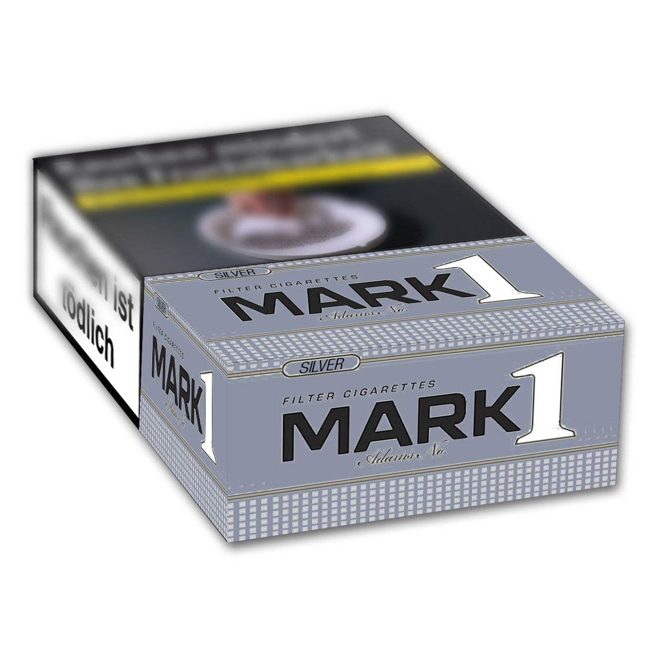 Mark Adams No.1 Silver 4,90 Euro (10x20)