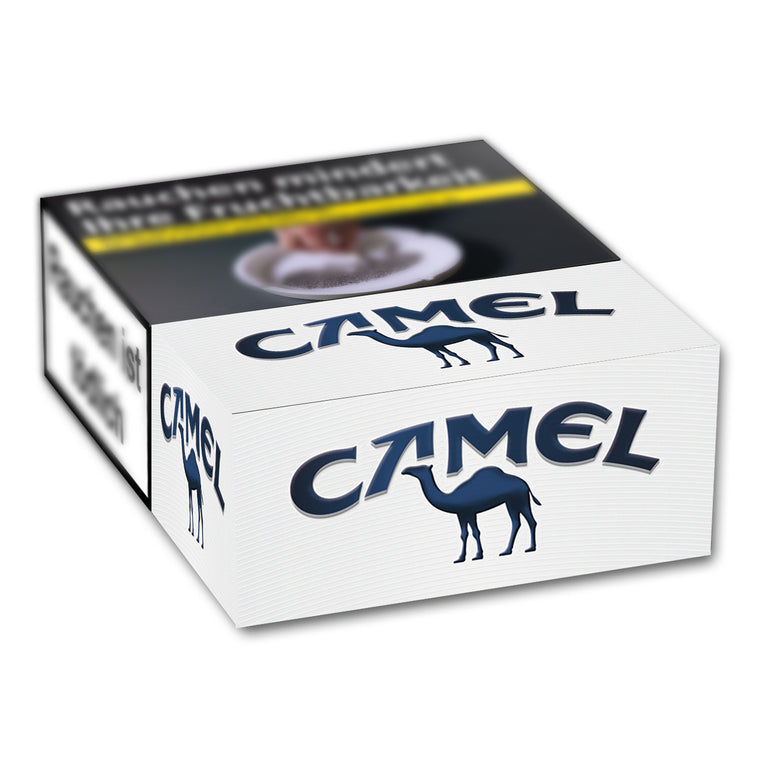 Camel Blue L-Box         (10x20)