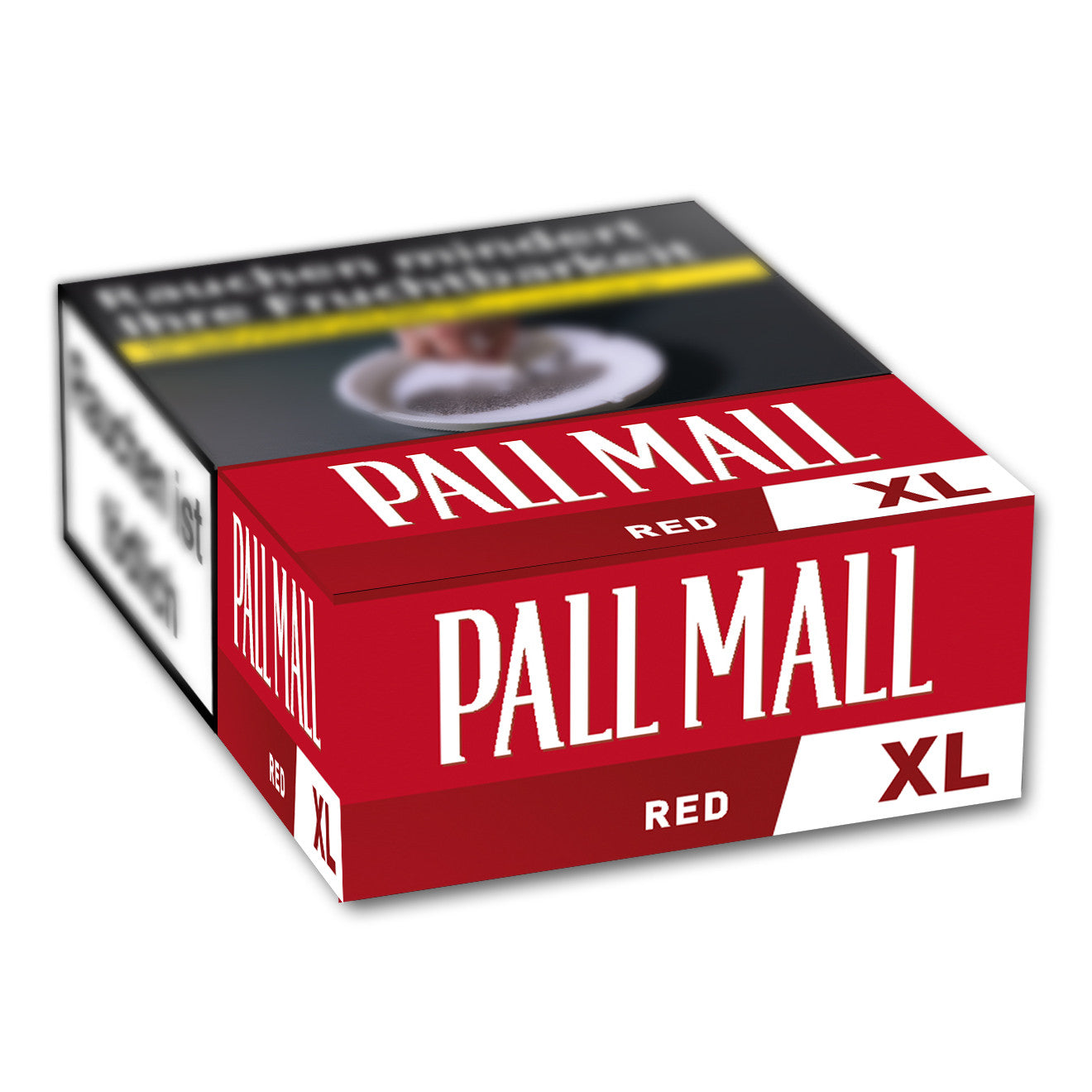 PALL MALL Red Edition Automatenpackung 6,50 Euro (20x21)