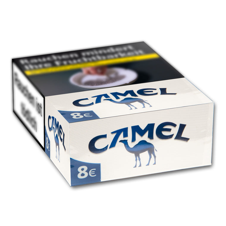 Camel Blue XXL-Box 8,00 Euro (8x28)
