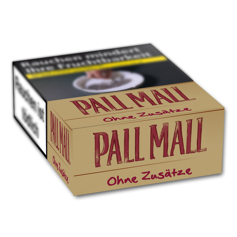 Pall Mall Authentic Red Edition AP (ohne Zusätze) 6,00 Euro (20x20)